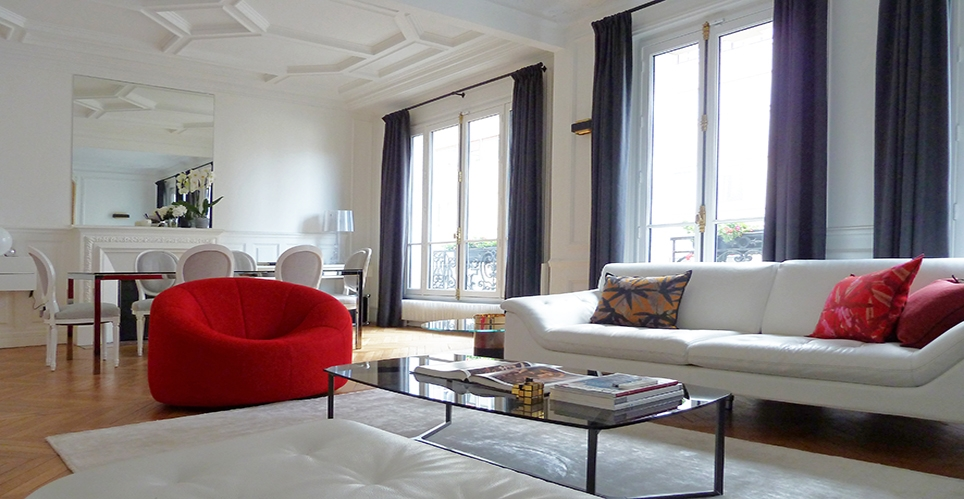 Agence design d 39 int rieur paris for Design interieur paris