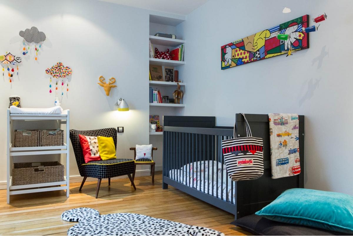 architecte d 39 int rieur paris appartement galerie. Black Bedroom Furniture Sets. Home Design Ideas
