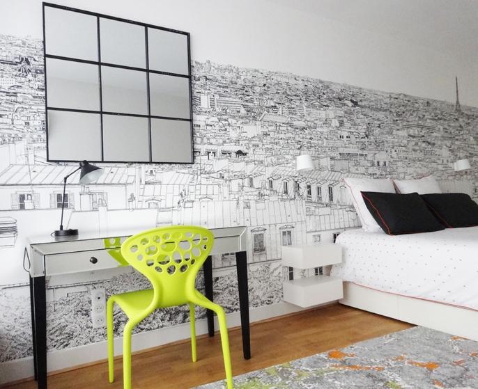 D coration appartement locatif paris architecte d for Agence architecture interieur paris