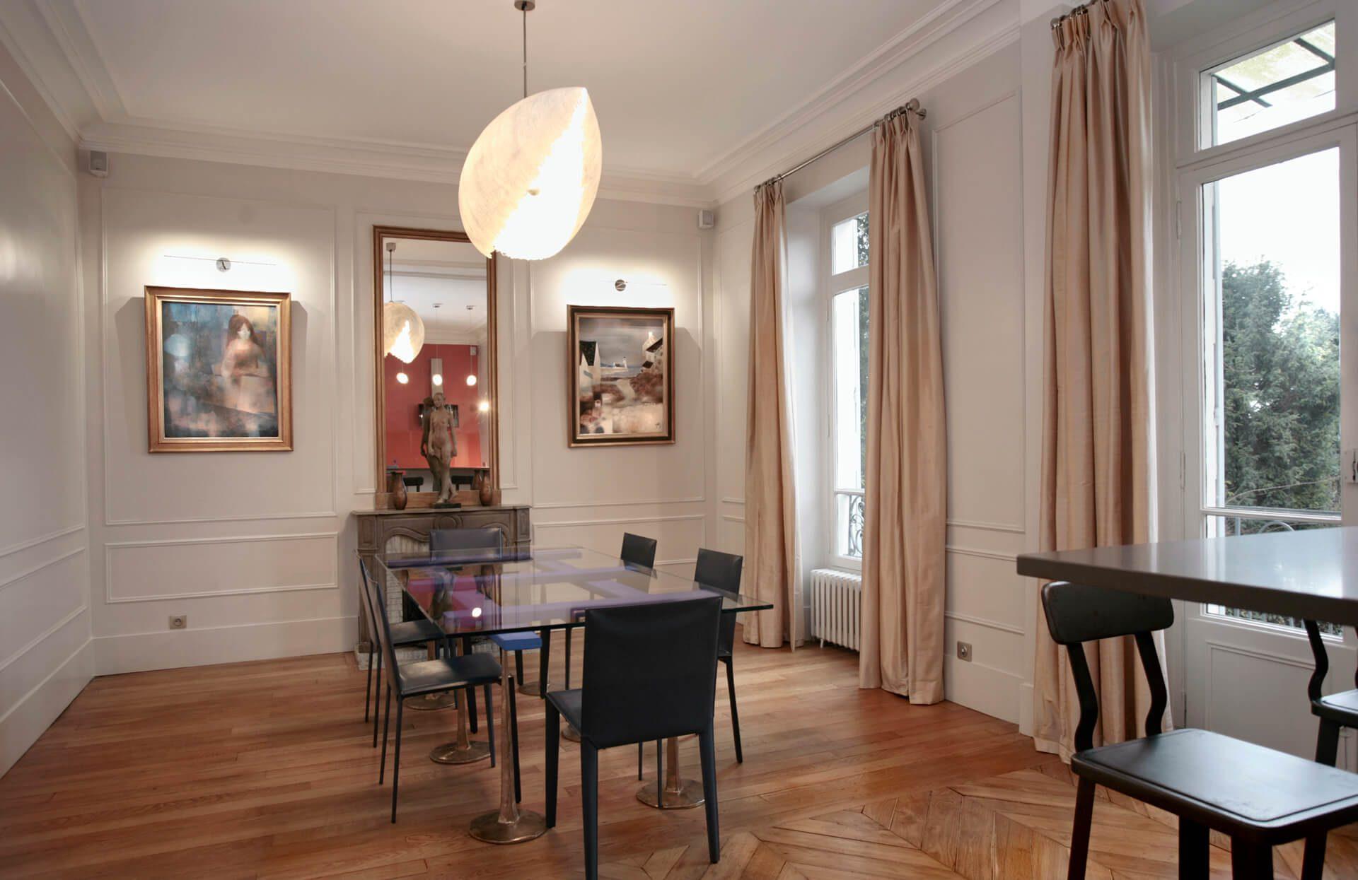 Renovation D Interieur Paris architecte d'intérieur à paris – rénovation d'une maison à