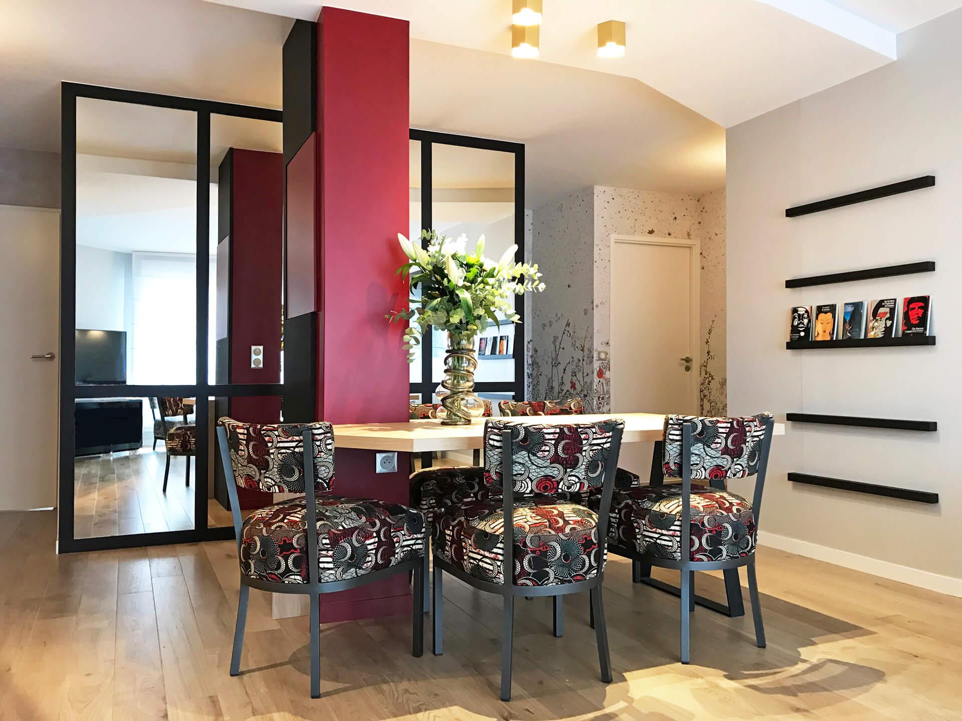 architecte d int rieur paris cr ation d une chambre en plus. Black Bedroom Furniture Sets. Home Design Ideas